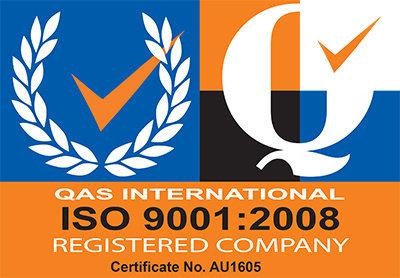ISO 9001:2008 Compliant