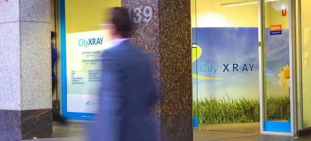 Vision XRAY: 10 Convenient Locations